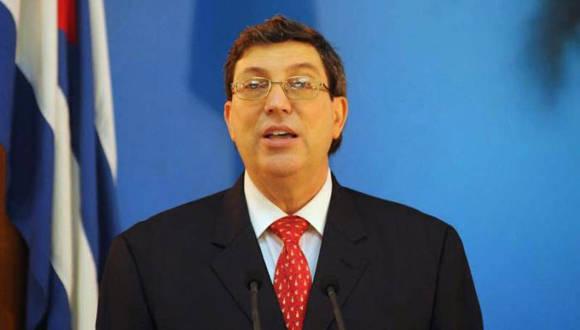 Resalta canciller cubano defensa de programas sociales en Venezuela