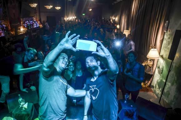 Buena Fe en Buenos Aires. Foto: Kaloián Santos Cabrera / Cubadebate