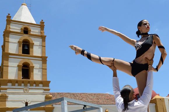 Las manifestaciones articas como la dansa viven en  Camagüey