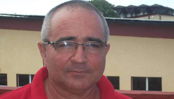 Carlos Rubén Armas Díaz, director de la Ronera Central. Foto: Yanet Muñoz