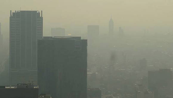 Contaminacion Mexico -