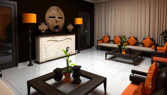 La decoración de interiores es uno de los principales servicios al turismo de Decorarte. Foto: Tomada de Granma