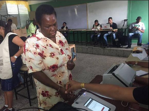 Elecciones-Dominicana