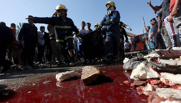 Atentados Iraq-Estado Islamico