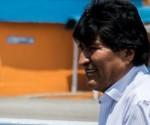 Evo Morales Ayma, Presidente del Estado Plurinacional de Bolivia, en el Aeropuerto Internacional José Martí, en La Habana, luego de concluida su visita oficial a Cuba, el 21 de mayo de 2016. Foto: Abel Padrón Padilla / ACN
