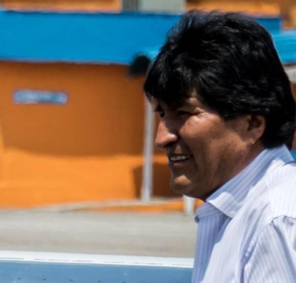 Evo Morales parte de La Habana tras exitosa visita a Cuba