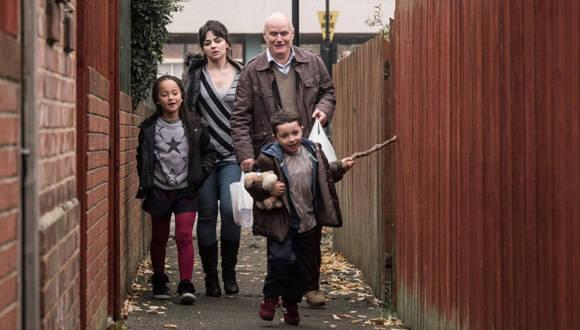 Imagen de la película I, Daniel Blake, tomada de madridpress.com