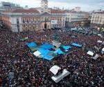Indignados celebran 5 años. Foto: www.publico.es