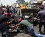 Al menos 63 civiles murieron a causa de una ola de atentados del EI en Iraq. Foto: Alalam.