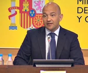 Jaime García-Legaz, Secretario de Estado de Comercio de España. Foto: EFE / Archivo