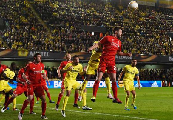 El Liverpool eliminó al Villarreal en semifinales. Foto: Getty.