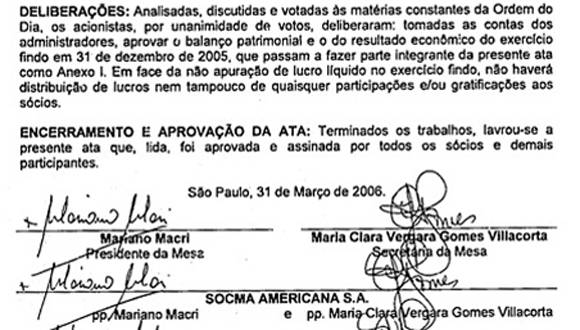 Macri-Papeles de Panamá