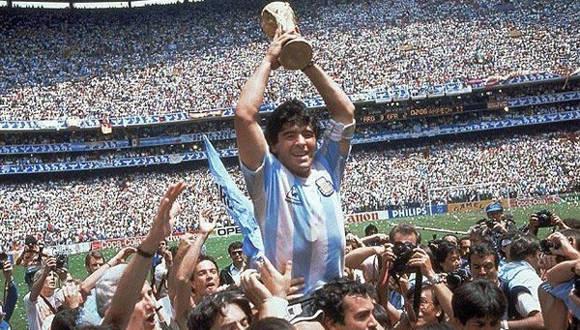 Maradona 1986