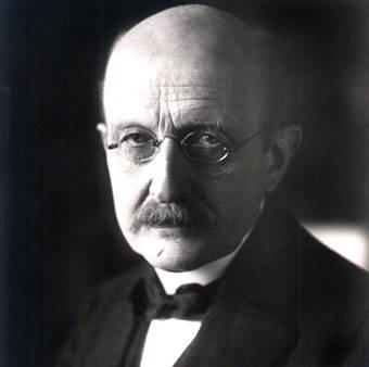 Max Karl Ernest Ludwig Planck (Kiel, Alemania, 23 de abril de 1858 – Gotinga, Alemania, 4 de octubre de 1947) fue un físico y matemático alemán considerado como el fundador de la teoría cuántica y galardonado con el Premio Nobel de Física en 1918.