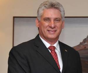 Miguel Díaz-Canel. Foto: Archivo