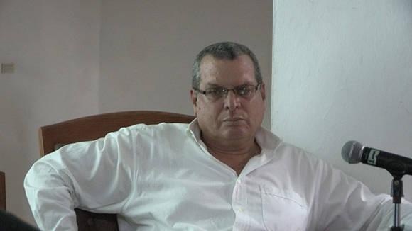 Roberto Smith, presidente del Icaic. Foto: Tomada de www.radiocubana.cu
