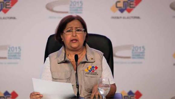 Tibisay Lucena. Foto: Tomada de noticiaaldia.com (Archivo)