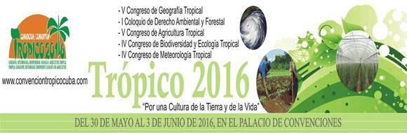 Cuba accueille la 5ème Convention Tropico 2016