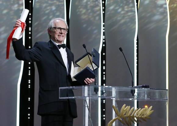 Por Yo, Daniel Blake, el director británico Ken Loach mereció la Palma de Oro. Foto: Tomada de intersignals.com