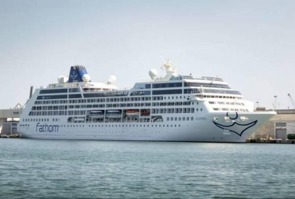 El Adonia ya navega hacia Cuba.