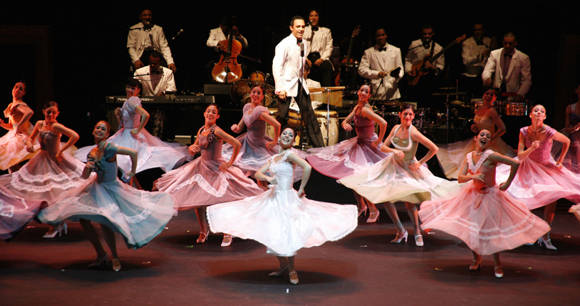 Lizt Alfonso Dance Cuba to perform in Turkey