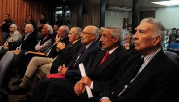 Justicia argentina dio a conocer las condenas contra los responsables del Plan Cóndor. Foto: EFE.