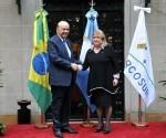 cancilleres brasil y argentina