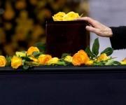 Las cenizas del Nobel Gabriel García Márquez, reposan en el antiquísimo claustro La Merced.