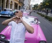 El actor estadounidense Vin Diesel asiste a la presentación de Chanel. Foto: Ramón Espinosa/ AP