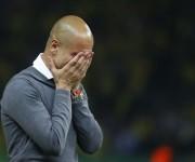 El Bayern Múnich le dio este sábado un título de despedida a Pep Guardiola al ganar la Copa de Alemania en la definición por penaltis. Foto: Reuters