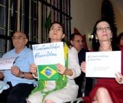 Respaldo de Cuba a Dilma en ICAP. Foto: ACN/ Omara García.
