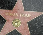 Donald Trump cuenta con una estrella en el Paseo de la Fama luego de haber luego de haber producido y conducido 'The Apprentice'. Foto: Archivo.