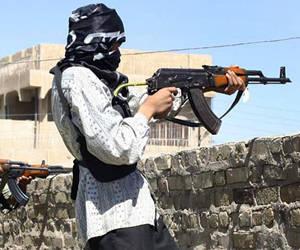 El EI se aprovecha de la ignorancia de los jóvenes que recluta. Foto: Essam Al-Sudani/ AFP.