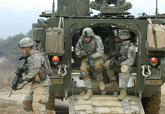 El ejército de los Estados Unidos es protagonista de muchos conflictos armados en todas las regiones del mundo.