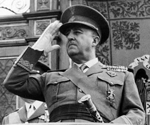 Francisco Franco.
