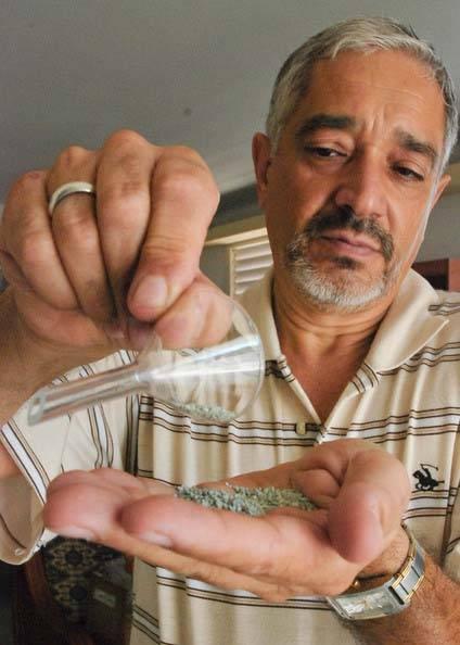 l doctor en Ciencias Físicas Gerardo Rodríguez Fuentes, autor principal de este logro y voz autorizada en el tema zeolita