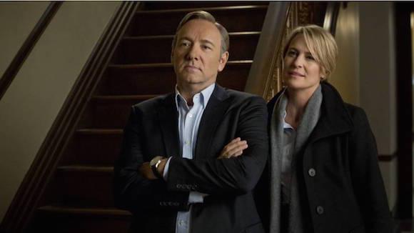 Ella es tan buena actriz como él, pero no son iguales. Foto: Netflix
