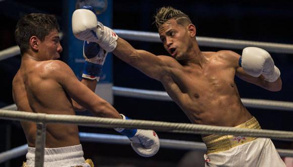 Robeisy Ramírez gana su primer combate en el preolímpico de Bakú