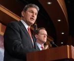 El senador Joe Manchin.