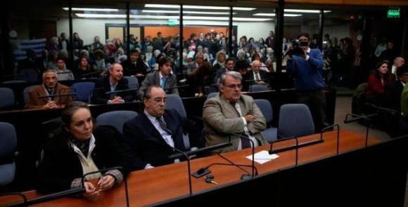 Juicio contra 18 responsables del Plan Cóndor. Foto: EFE.