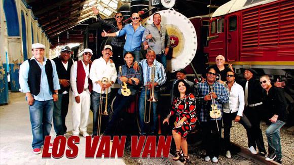 Los Van Van, el tren de la música cubana, ofrecerá una gran gira por EE.UU. en junio y julio del 2016.