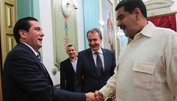 Gobierno venezolano y oposición se reúnen en República Dominicana