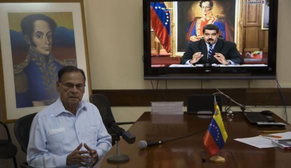 Hoy Alí estará en la Mesa Redonda de la Televisión Cuba (7:00 pm hora local), que se transmite también por Cubavisión Internacional. Foto: Ismael Francisco/ Cubadebate