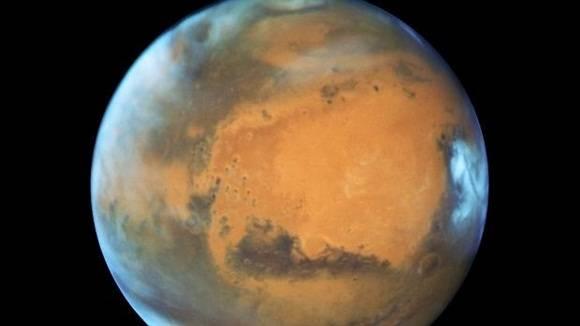 El planeta Rojo se encuentra a su mínima distancia de la tierra desde hace diez años.