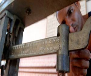 Cuba prioriza el aseguramiento metrológico. Foto: Juventud Rebelde.