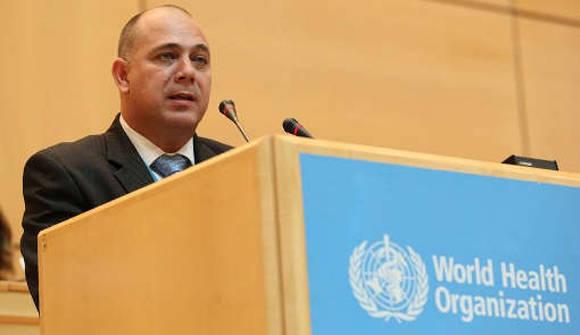 Ministro de Salud reitera en ONU progreso de Cuba frente al VIH/SIDA