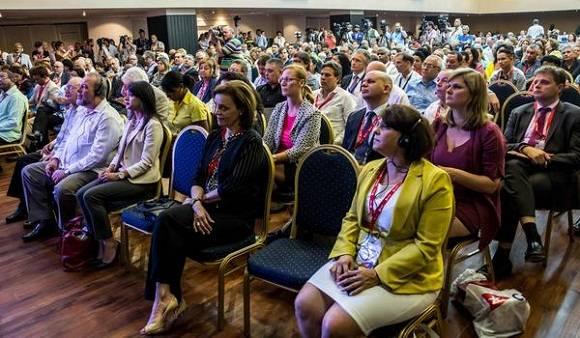 LA HABANA-REALIZAN JORNADA DE PRESENTACIONES EN FITCUBA 2016