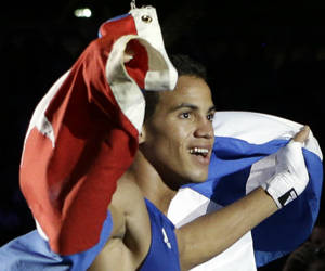 Púgil Robeisy Ramírez consiguió su boleto para Olímpicos de Río