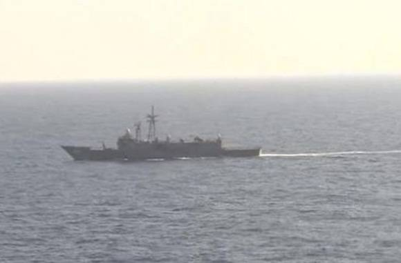 Un submarino se sumará a las tareas de búsqueda de los restos de avión de Egyptair siniestrado en el Mediterráneo. EFE/Ministerio De Defensa Egipcio