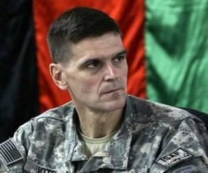 Su visita confirma la presencia de militares norteamericanos en Siria y el apoyo que brinda el Pentágono a las bandas irregulares.
